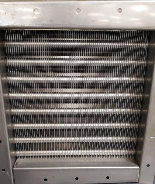 plate fin coil