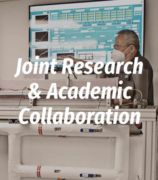 joint research & academic collaboration