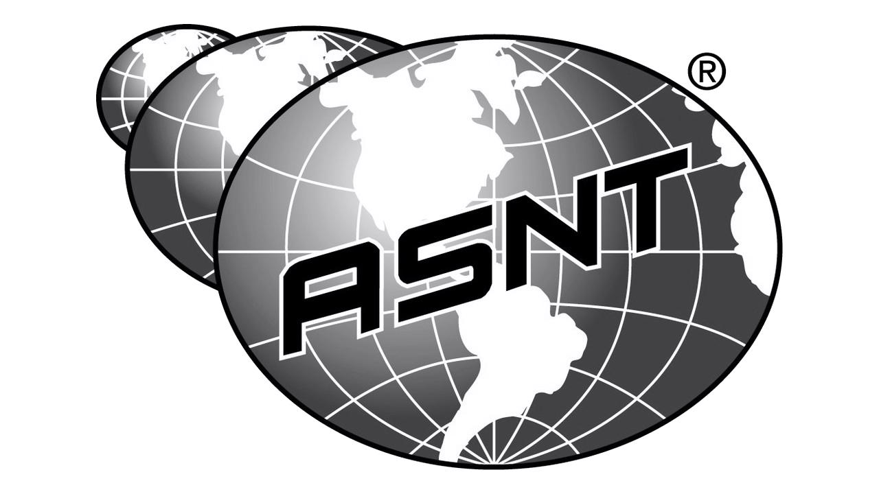 ASNT Inspection logo-Gray