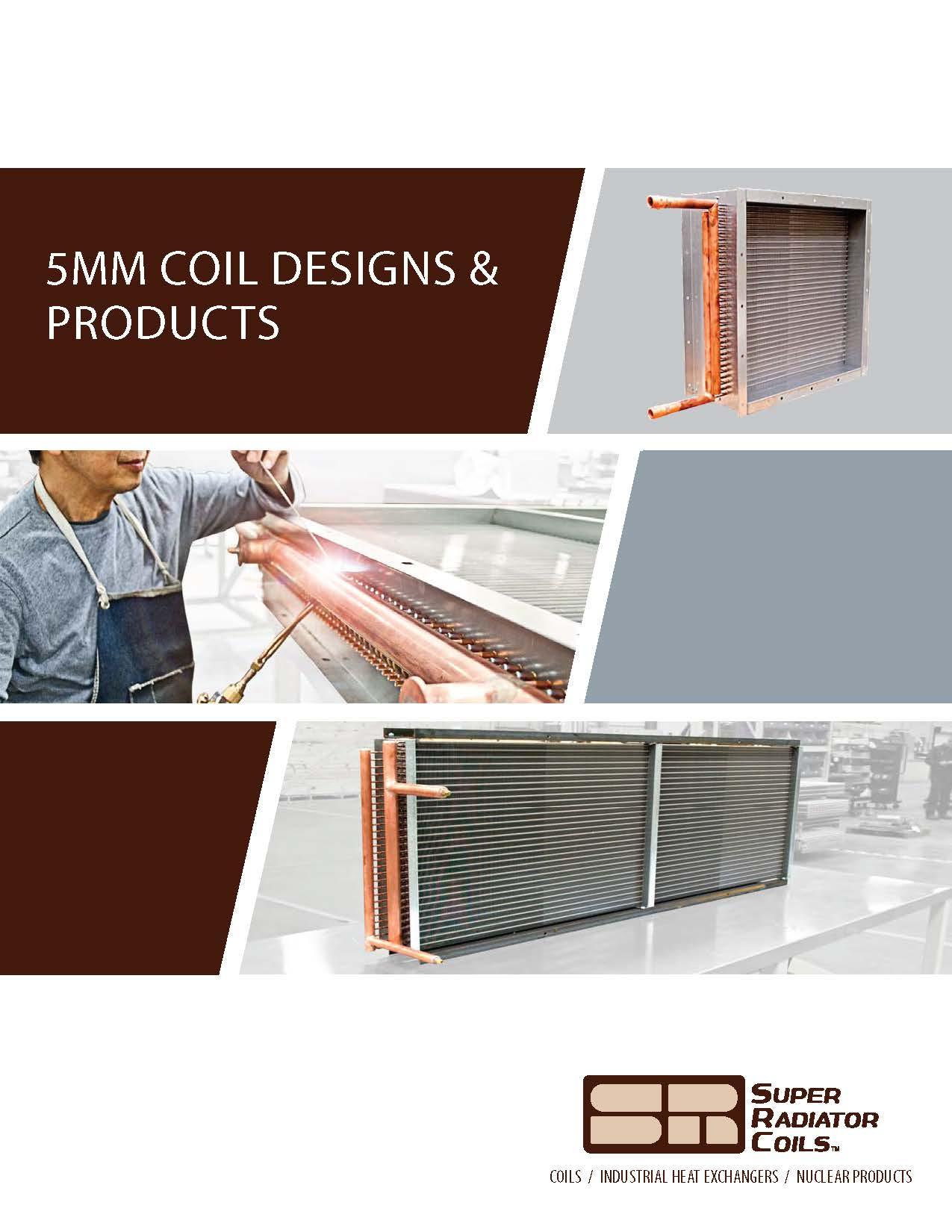 5MM Coil Designs & Products Brochure