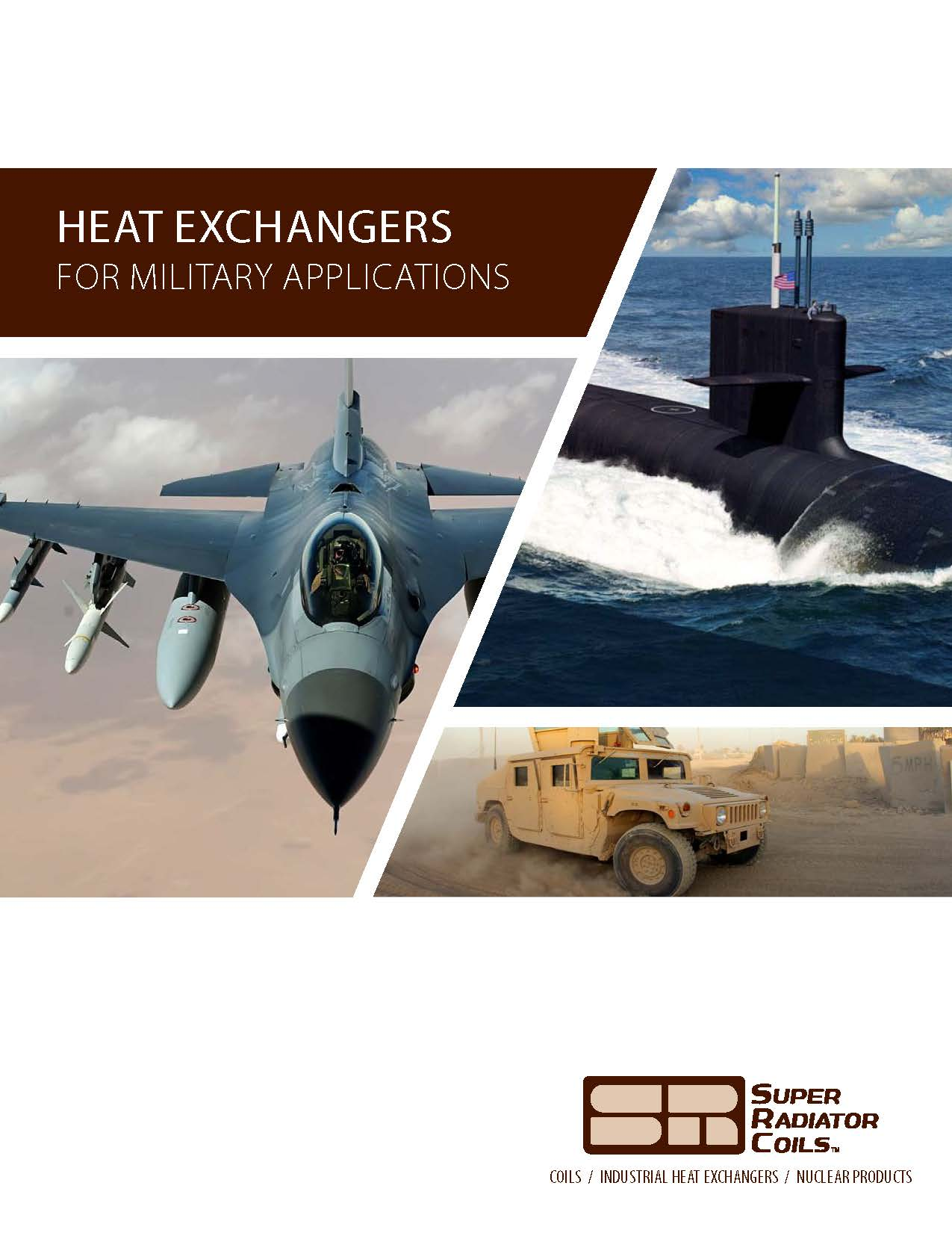 Military Applications Brochure