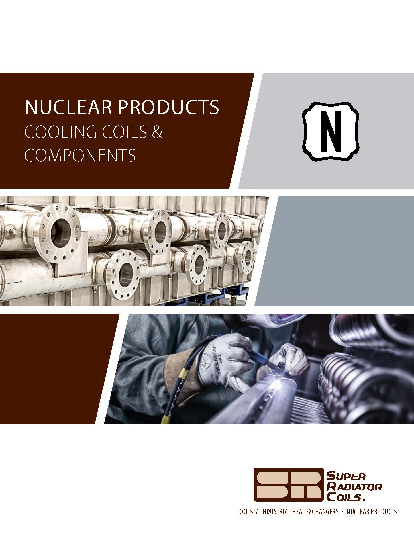 Nuclear Products Brochure