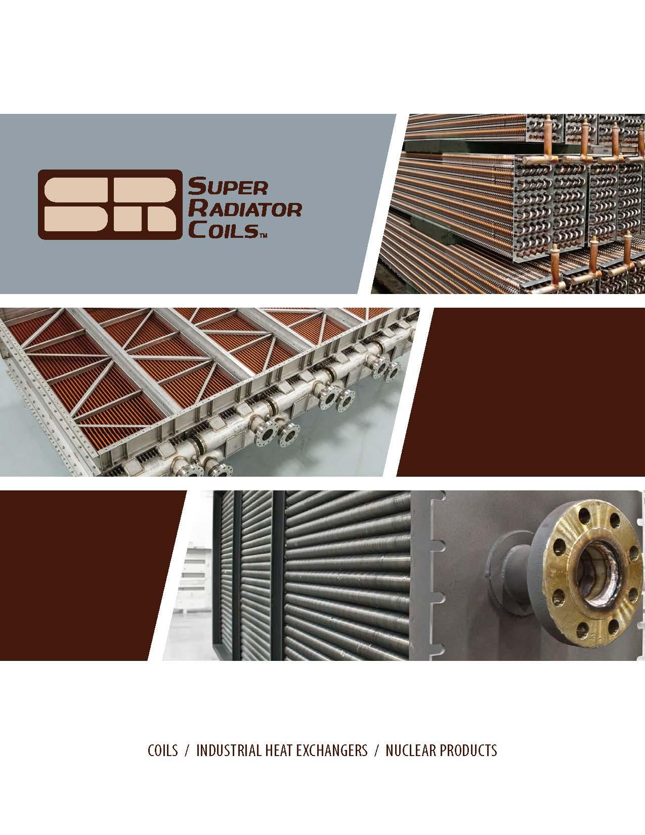 Super-Radiator Coils Company Brochure