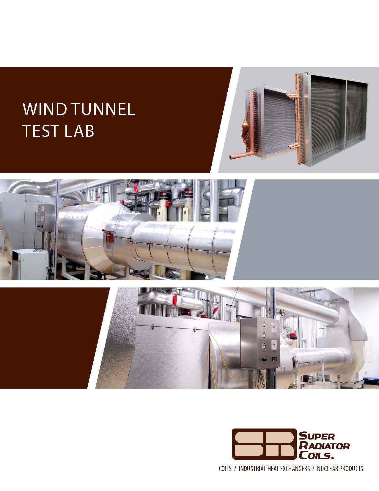 Wind Tunnel Test Lab