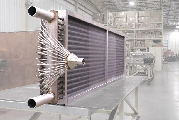 Stainless-Steel-Evaporator-Coil