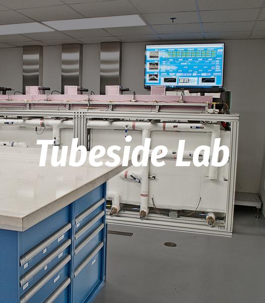 Tubeside Heat Transfer Lab