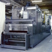 linear continuous processing oven-small